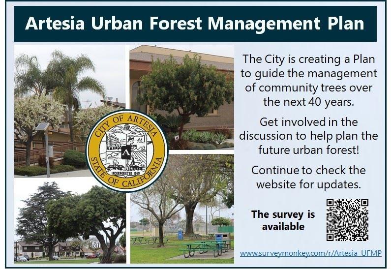 community survey flyer